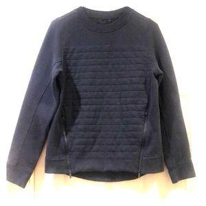 Lululemon Navy Pullover Sweatshirt
